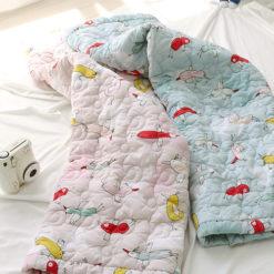 허밍 순면 아동 한국산 낮잠이불