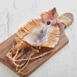 해풍으로 말린 국산 오징어 - 1 마리